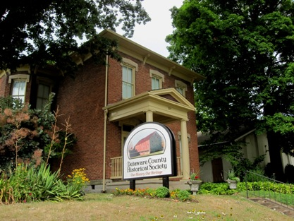 Historic Home - Nash House - Delaware County Historical Society - Delaware Ohio