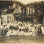 1913 Family Reunion - Delaware County Historical Society - Delaware Ohio