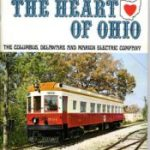 Railway History Book - Delaware County Historical Society - Delaware Ohio