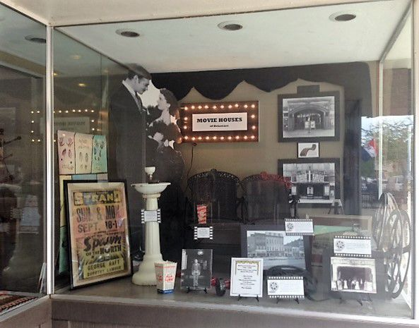 Hair Studio Display Movie Theaters