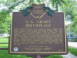 U. S. Grant - Ohio Presidential