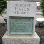 Hayes Memorial Delaware - Hayes Walking Tour - Delaware County Historical Society - Delaware Ohio