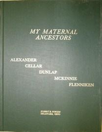 My Maternal Ancestors By Robert B Powers Delaware County Historical Society