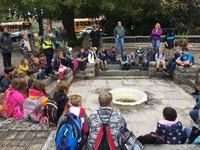 Sulphur Springs - Local History Tour - Curriculum Support - Delaware County Historical Society - Delaware Ohio