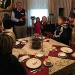Nash House Dining Room - Early Delaware Tour - Curriculum Support - Delaware County Historical Society - Delaware Ohio