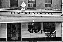 Historic Restaurant - Hamburger Inn - Delaware County Historical Society - Delaware Ohio