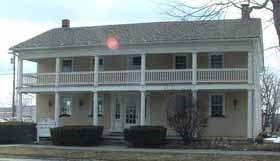 Meyers Inn - Sunbury Ohio - Historic Inn - Big Walnut Historical Society