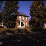 Nash House - History Museum - Historic Home - Delaware County Historical Society - Delaware Ohio