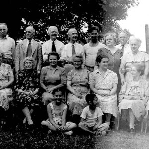 First Picnic - Early Years - Delaware County Historical Society - Delaware Ohio
