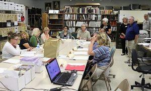 Volunteer Orientation - Delaware County Historical Society - Delaware Ohio