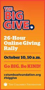 Big Give 2017 - Delaware County Historical Society - Delaware Ohio