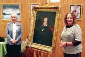 Judge Hosea Williams - Portrait - Delaware County Historical Society