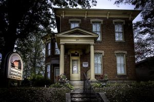 Nash House Museum - Delaware County Historical Society - Delaware Ohio