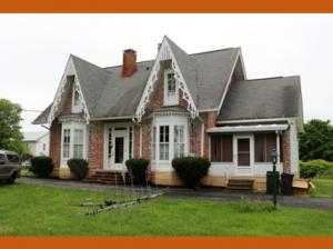 House of the Seven Oaks - Underground Railroad - Delaware County Historical Society - Delaware Ohio