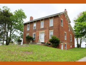 Sharp House - Underground Railroad - Delaware County Historical Society - Delaware Ohio