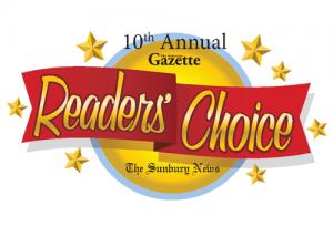 Delaware Gazette 2018 Readers' Choice - The Barn at Stratford - Wedding Venue - Meeting Venue - Banquetue -