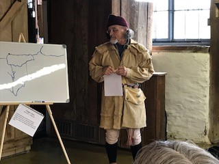 Early Settlers - Local History School Program - Delaware County Historical Society -Delaware Ohio