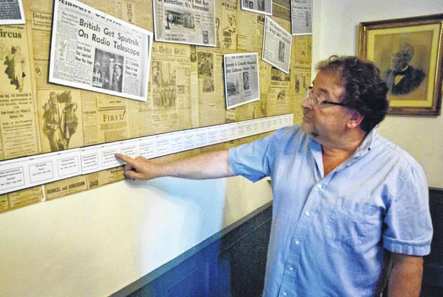 Newspapers - Delaware Gazette - Delaware County Historical Society - Delaware Ohio