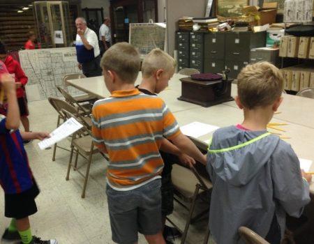 Scavenger Hunt - School Local History Program - Delaware County Historical Society