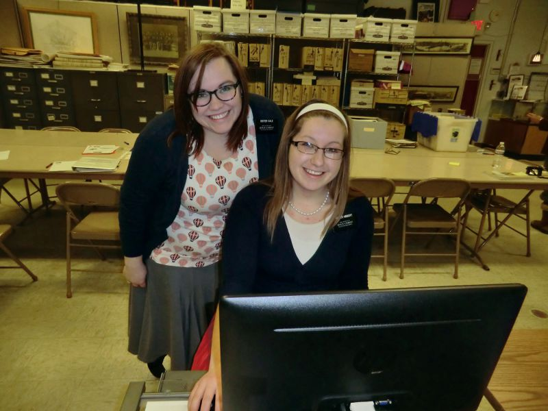 Cryder Research Library - Volunteers