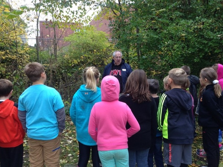 Walking Tour of Early Delaware - Local Historic Program - School Program - Delaware County Historical Society - Delaware Ohio