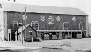 Garth's Auction Barn - Meeker Property History - Delaware County Historical Society - Delaware Ohio