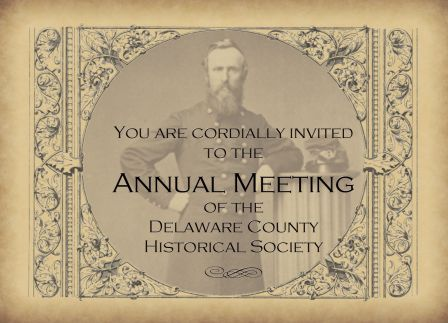 2018 Annual Meeting - Delaware County Historical Society - Delaware Ohio