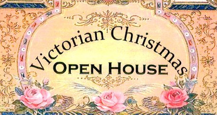 Victorian Christmas Open House - Nash House - Delaware County Historical Society - Delaware Ohio