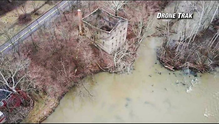 Bieber Mill between OH315 and Olentangy River - WSYX