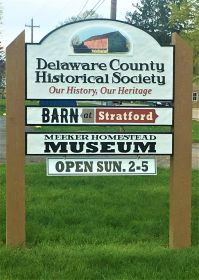 Meeker Museum - Great Beginnings - Delaware County Historical Society - Delaware Ohio