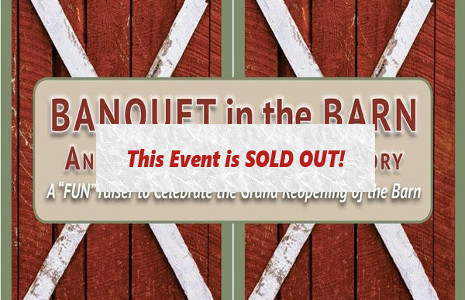 Banquet in the Barn - Fund Raiser - Delaware County Historical Society - Delaware Ohio