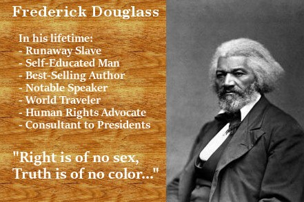 Frederick Douglass - History Program - Delaware County Historical Society - Delaware Ohio