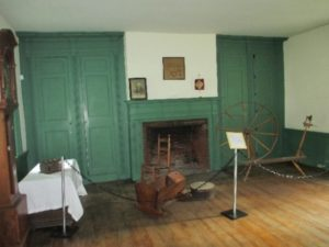 Meeker Drawing Room - Meeker Homestead Museum - Delaware County Historical Society - Delaware Ohio
