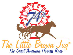 Little Brown Jug Oral History Project - The Little Brown Jug - 74th running logo - Delaware Ohio