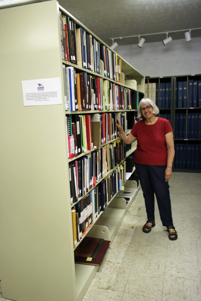 Cryder Library -