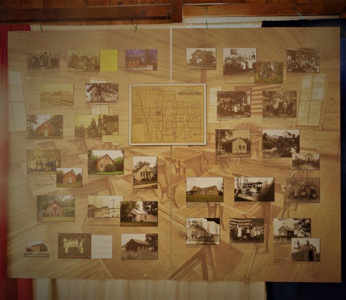 One-Room Schoolhouses of Delaware County Ohio