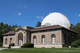 Perkins Observatory - Ohio Weslyan University - Delaware Ohio