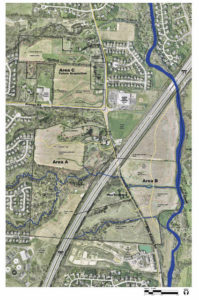 Map of McCammon Park - Preservation Park Delaware County
