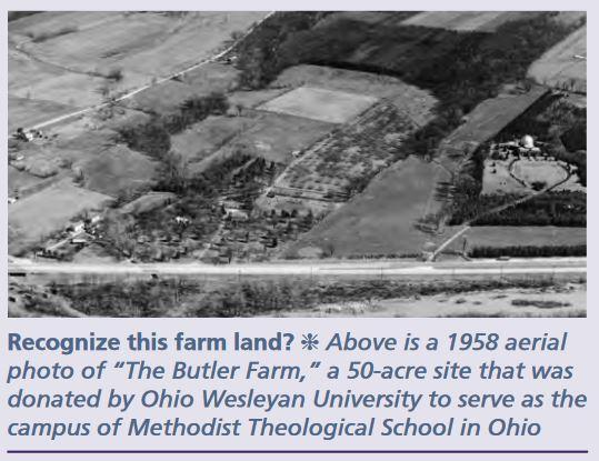Butler Farm 1958