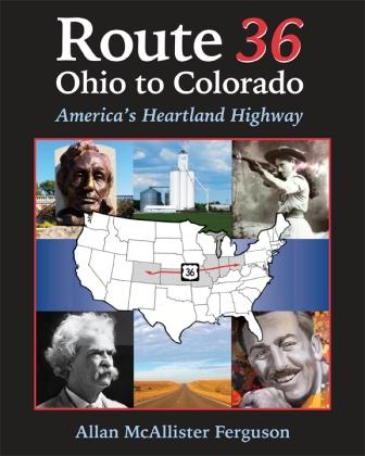 Route 36 Book Cover