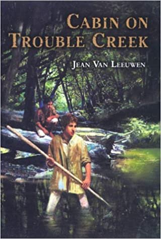 Learn at Home - Reading - Cabin on Trouble Creek