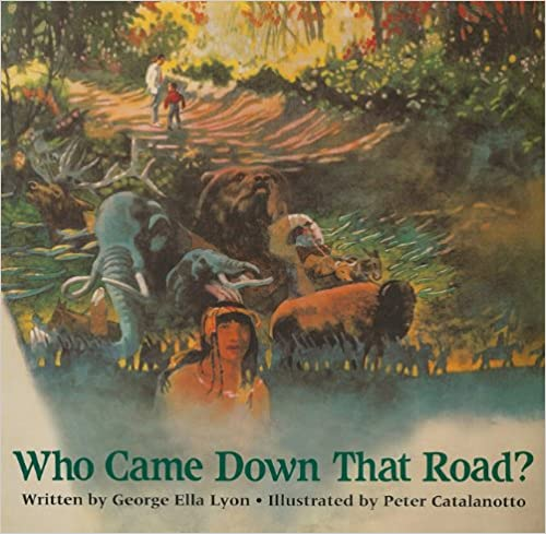 Learn at Home - Reading - Who Came Down That Road