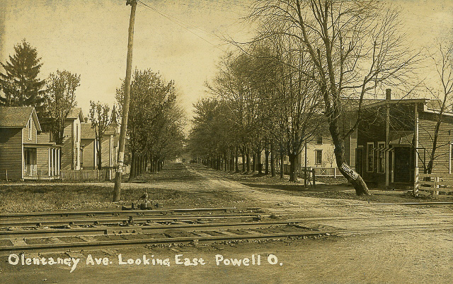 Delaware County Historical Society - Newsletter - Historian 2020 Spring - Powell Ohio