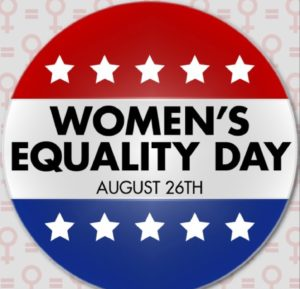 Women's Suffrage - Women's Equality Day  2020 - League of Women Voters