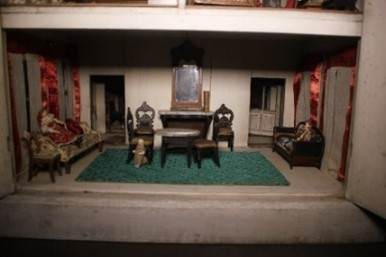 Adopt A Memory - 1860 Seven Room Doll House