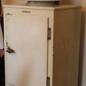 Adopt-A-Memory - 1928 GE Refrigerator
