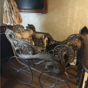 Adopt-A-Memory -  Ornate Baby/Child's Carriage