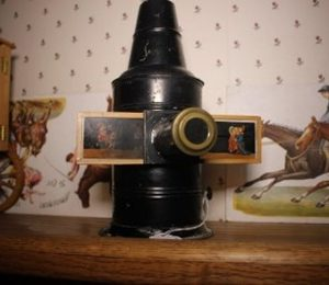 Adopt-a-Memory - Kerosene Magic Lantern