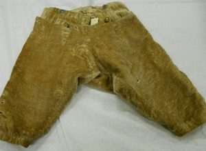 Adopt-A-Memory - Revolutionary War Breeches