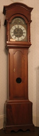 AAM - Starr Family Grandfather Clock